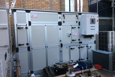 Thermoair Set of Units